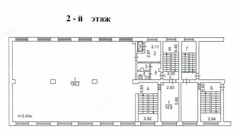 Продажа торгового помещения, Андропова пр-кт, 48