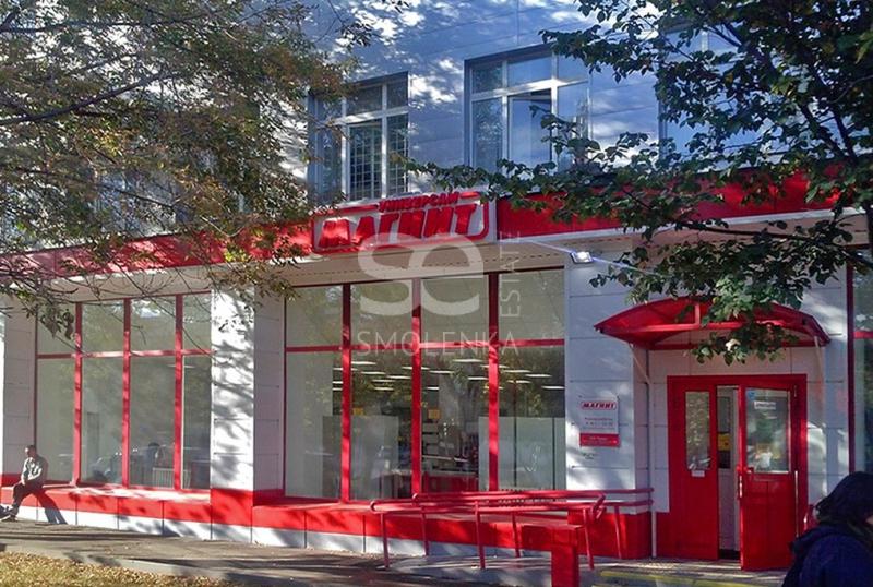 Продажа торговой площади, Волгоградский пр-кт, 99к1