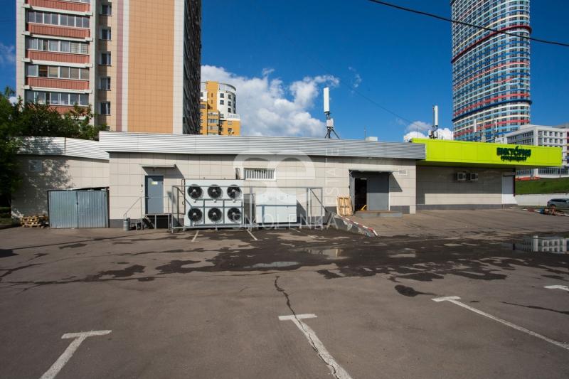 Продажа торговой площади, Мира пр-кт, 163