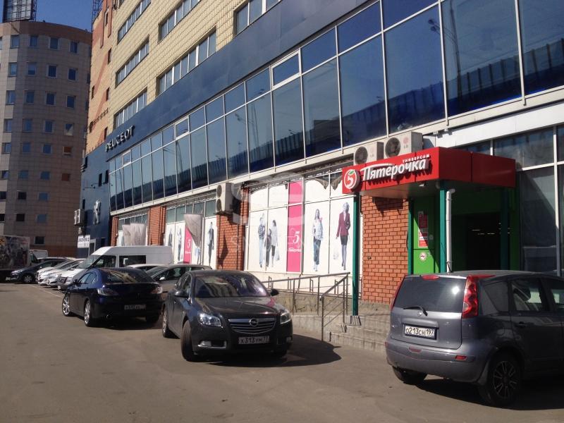 Продажа торгового помещения, Привольная ул, 70к1