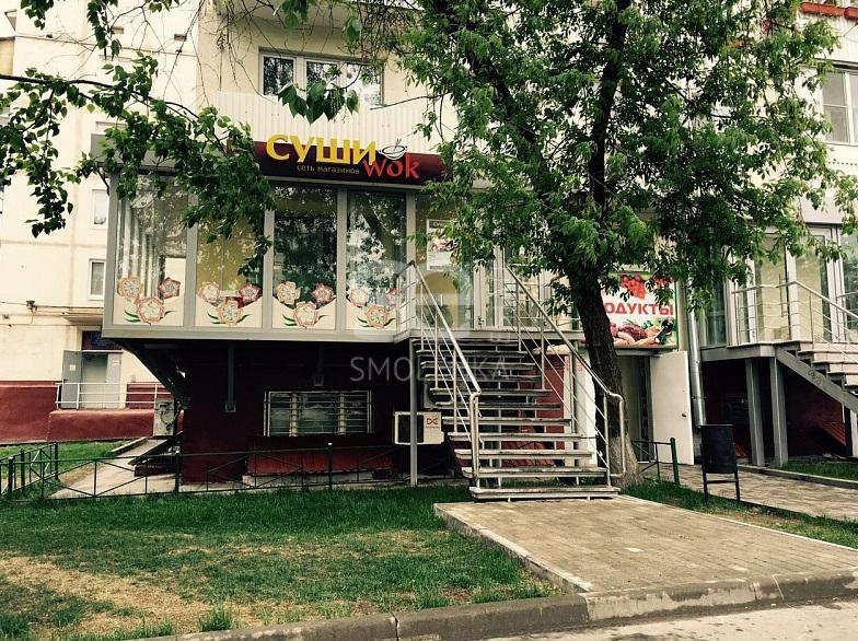 Продажа торгового помещения, Чонгарский б-р, 1к1