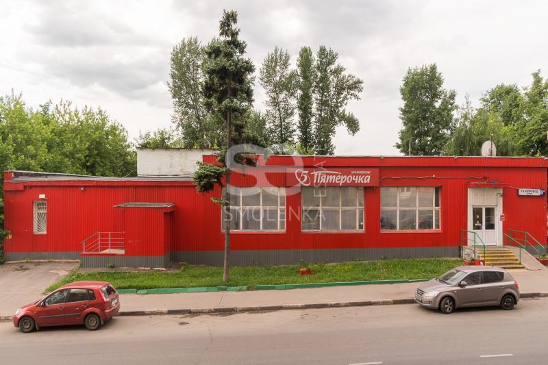 Продажа торговой площади, Газопровод ул, 6А