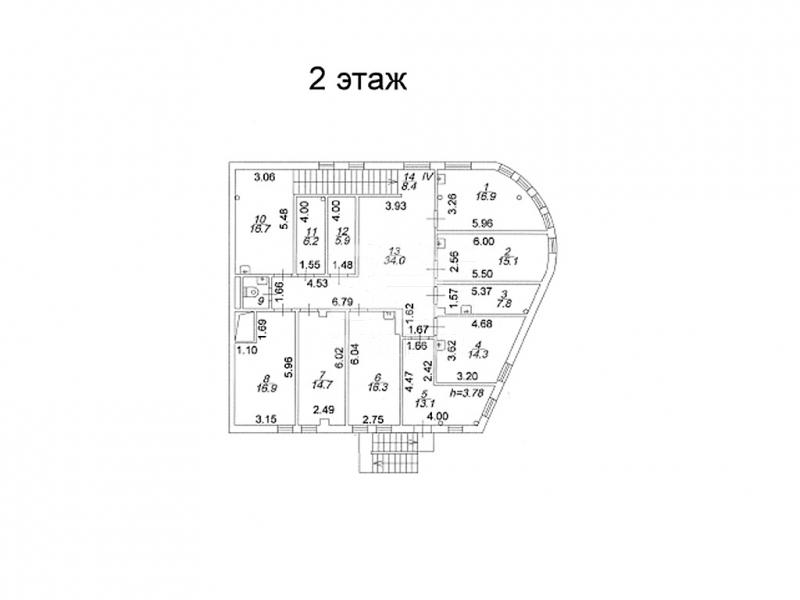 Продажа помещения свободного назначения, Коровинское ш, 23