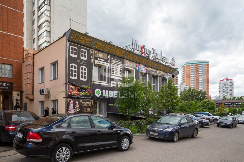Продажа Арендный бизнес, Мичуринский пр-кт, 21А