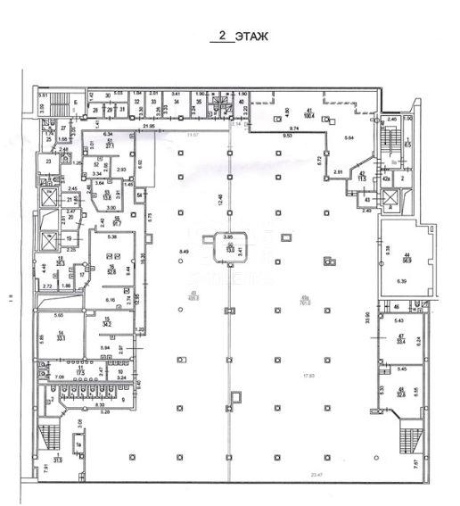 Продажа помещения свободного назначения, Новый Арбат ул, 15