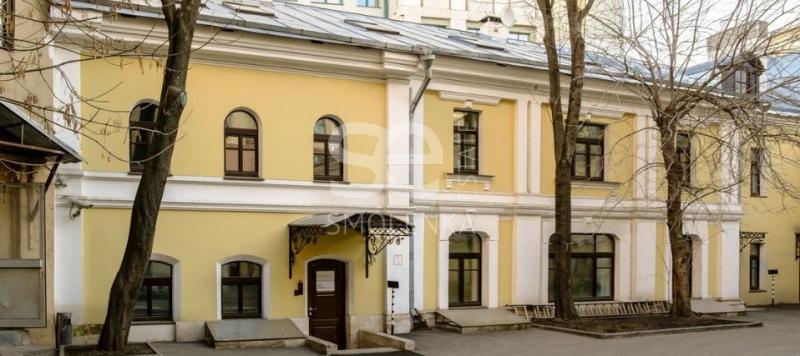 Продажа помещения свободного назначения, Вознесенский пер, 5с1