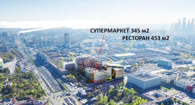 Продажа помещения свободного назначения, Ленинградский пр-кт, 35