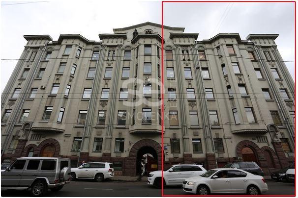 Продажа помещения свободного назначения, Полянка Б. ул, 54