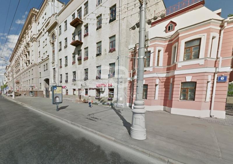 Аренда помещения свободного назначения, Садовая-Кудринская ул, 8