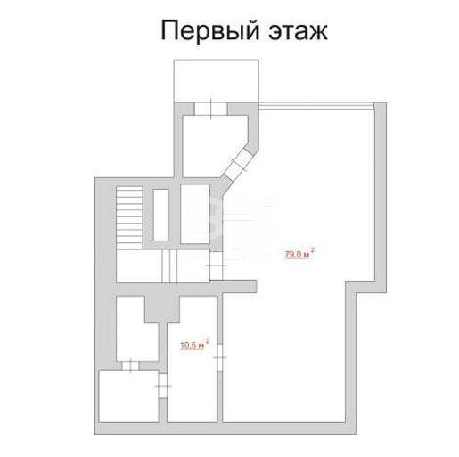 Аренда торгового помещения, Смоленская ул, 7