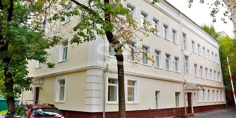 Аренда офиса, Басманная Нов. ул, 28с2