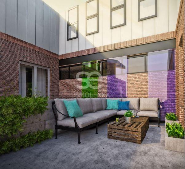 Sale Apartments, Total area 84.5 m2, 1 Floor, Residential Complex Studio 12, Marinoy Roshchi 12y proezd 8