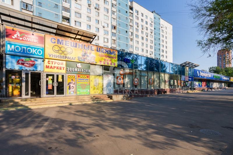 Продажа торговой площади, Сходненская ул, 25