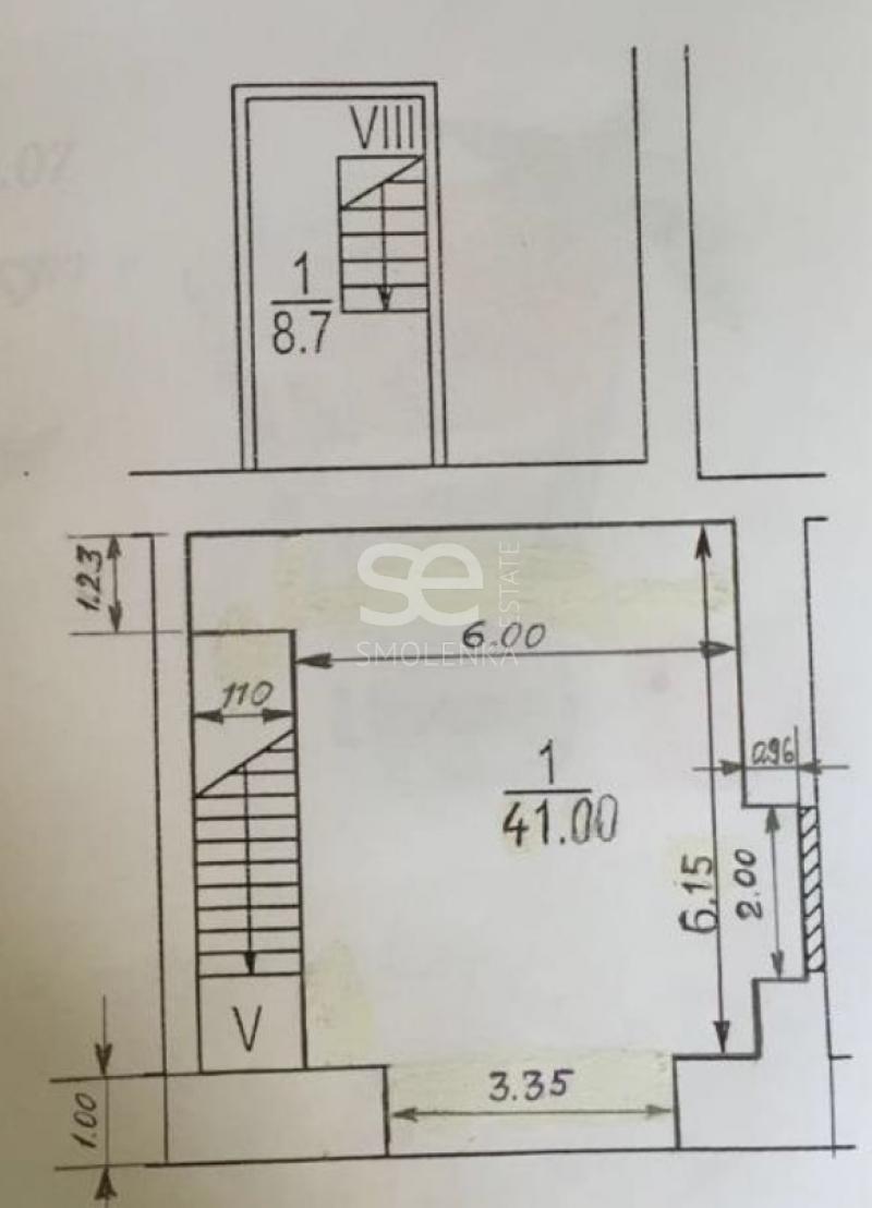 Аренда торгового помещения, Новинский б-р, 18