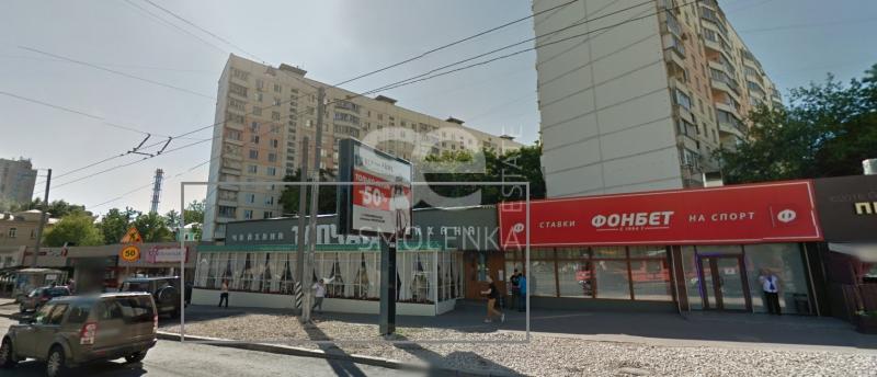 Продажа торговой площади, Русаковская ул, 27
