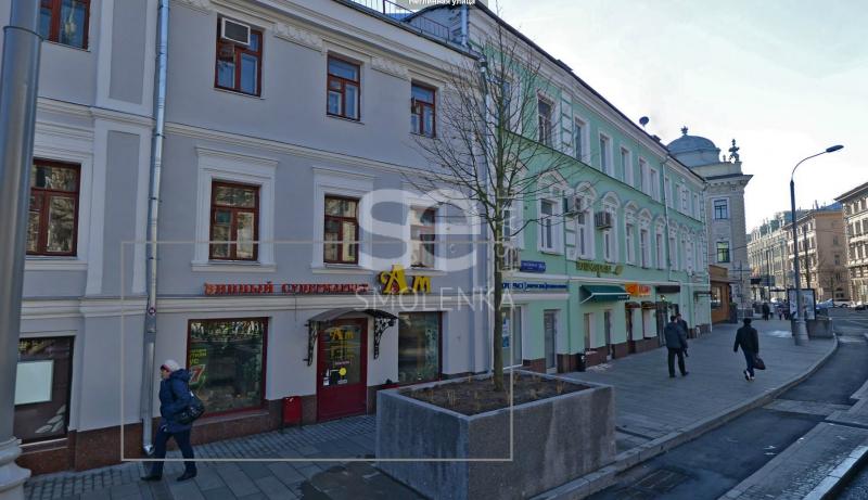 Продажа торгового помещения, Неглинная ул, 16к2с4