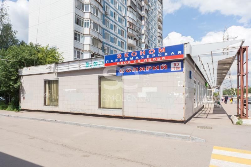 Продажа торгового помещения, Профсоюзная ул, 144