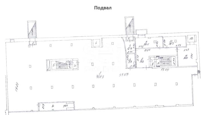 Продажа торговой площади, Профсоюзная ул, 152к2