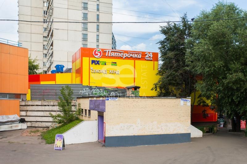 Продажа торговой площади, Зеленый пр-кт, 83с2
