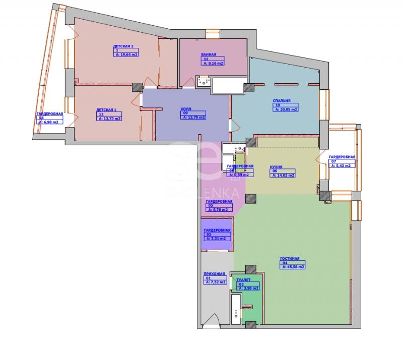 Продажа квартиры, ЖК Крылатские Огни, Крылатские Холмы ул, 33к1