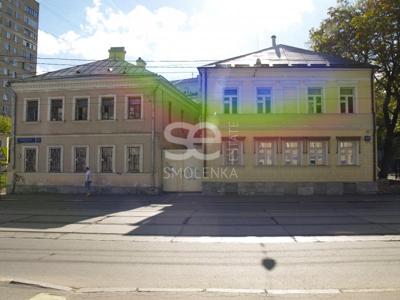 Продажа ОСЗ / особняка, Новокузнецкая ул, 24с2
