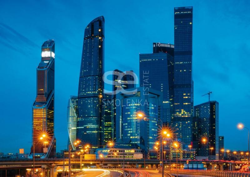 Продажа апартаментов, ЖК ОКО, Красногвардейский 1-й проезд, 21с2