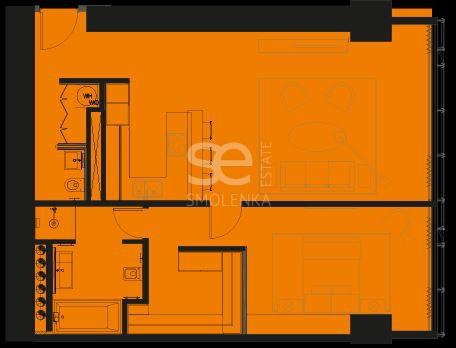 Продажа апартаментов, ЖК ОКО, Пресненская наб, 8