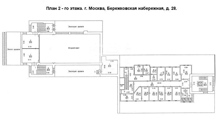 Продажа ОСЗ / особняка, Бережковская наб, 28