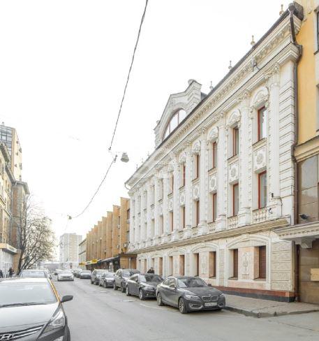 Аренда ОСЗ / особняка, Саввинский Б. пер, 2-4-6с10