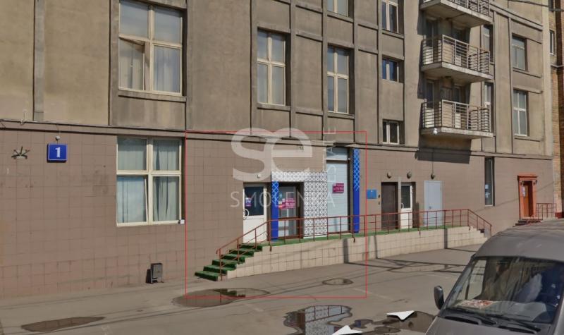 Русаковская ул, 1