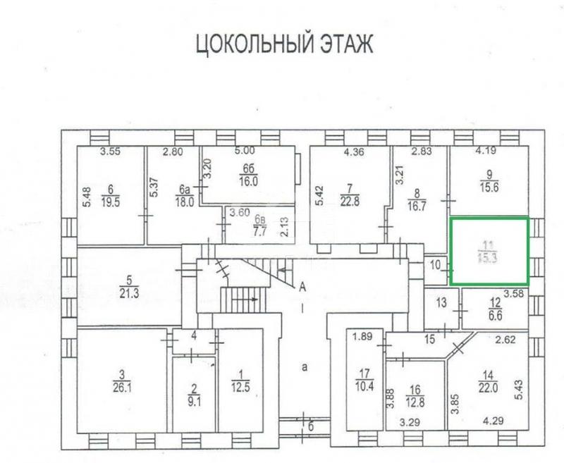 Продажа ОСЗ / особняка, Трубная ул, 32 с. 4