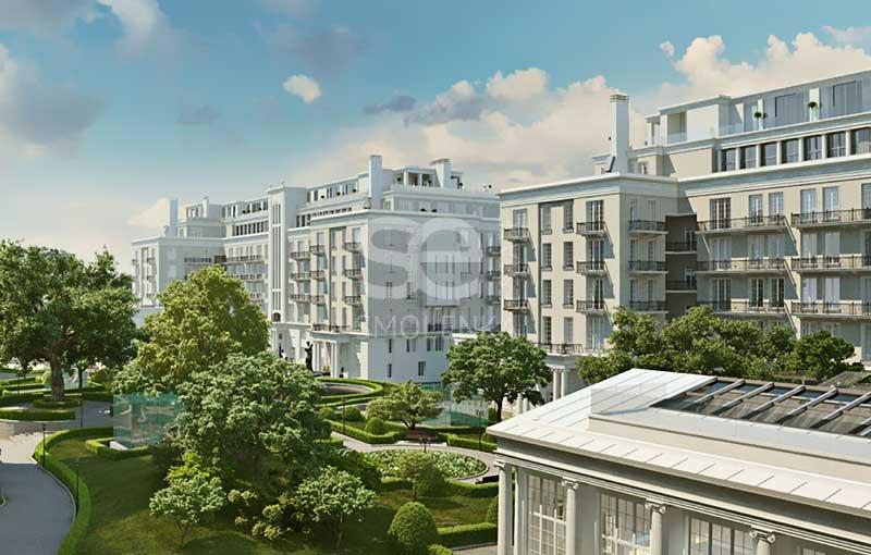 Продажа квартиры, ЖК Knightsbridge Private Park (Найтсбридж Привэйт Парк), Кооперативная ул, вл.16