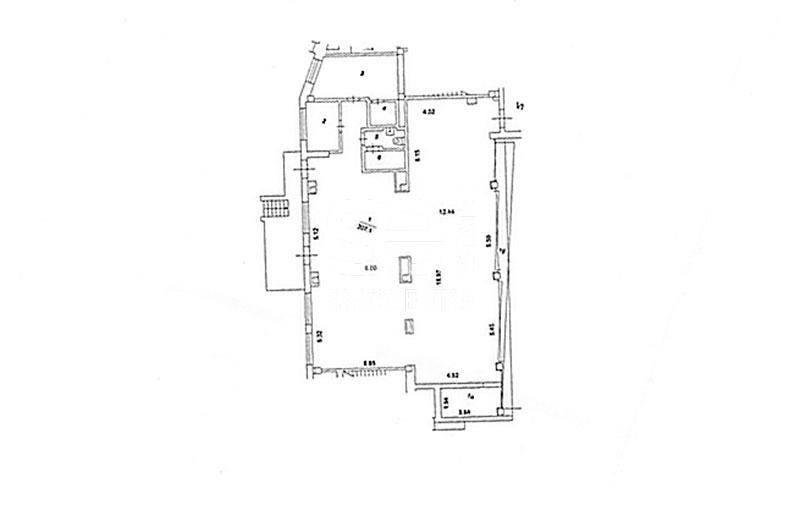 Продажа помещения свободного назначения, Щелковское ш, 21 А