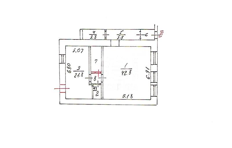 Аренда помещения свободного назначения, Серпуховская Б. ул, 32 с.1