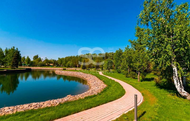 Sale House, Total area 322.47 m2, Cottage Village Монтевиль, Новорижское, Land area 15.51 acres