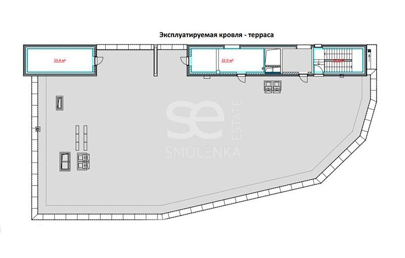 Аренда помещения свободного назначения, Льва Толстого ул, 23 к.1