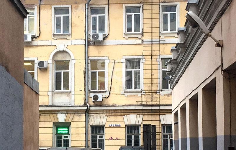 Продажа помещения свободного назначения, Краснопрудная ул, 24 с.1