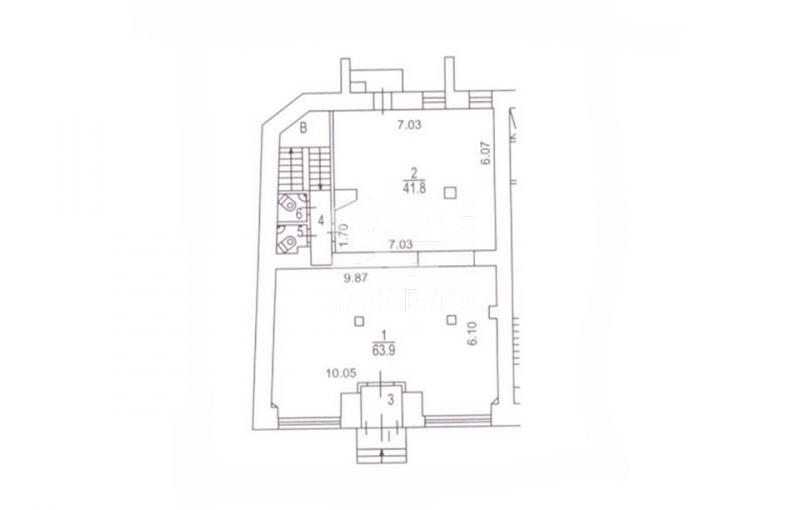 Аренда помещения свободного назначения, Арбат ул, 17
