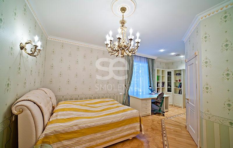 Rent House, Total area 1100 m2, Cottage Village Сосны-1, Land area 50 acres