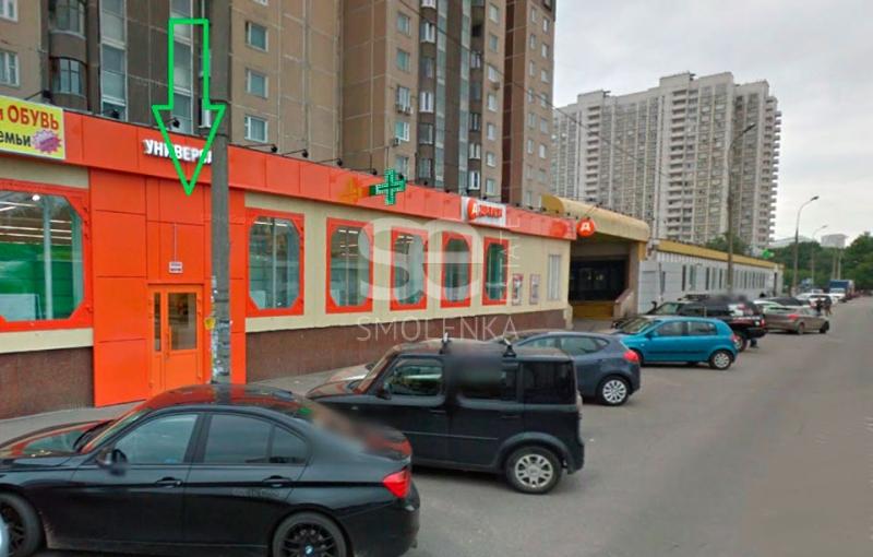 Аренда помещения свободного назначения, Менжинского ул, 23 к.1