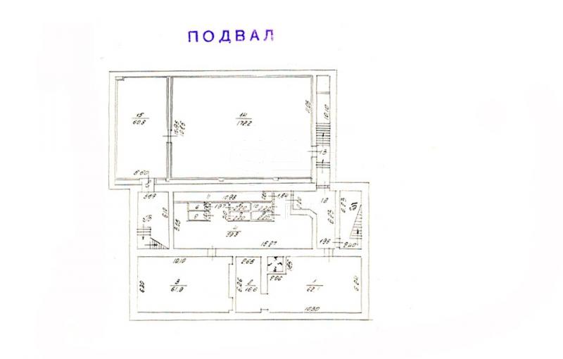 Продажа ОСЗ / особняка, Смоленский 1-й пер, 7