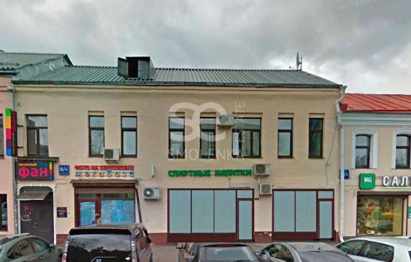 Аренда помещения свободного назначения, Серпуховская Б. ул, 8к7с2