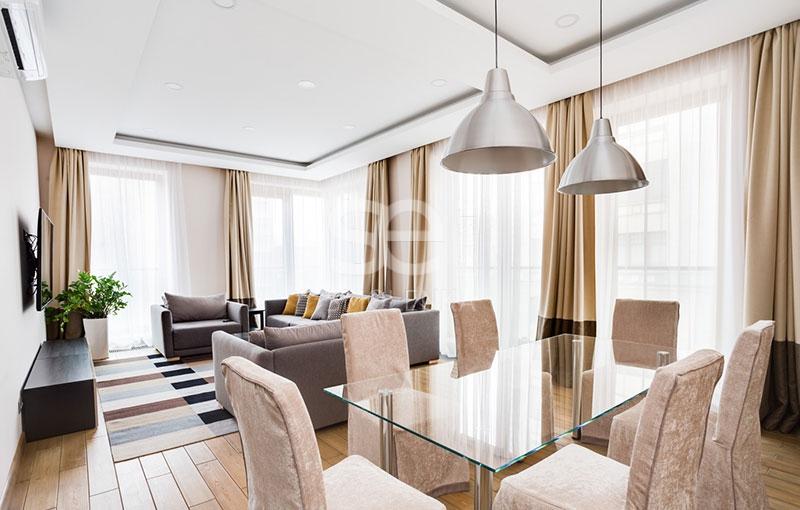 Продажа апартаментов, ЖК Smolensky De Luxe (Смоленский Де Люкс), Смоленский 1-й пер, 21