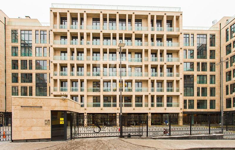 Аренда апартаментов, ЖК Smolensky De Luxe (Смоленский Де Люкс), Смоленский 1-й пер, 21