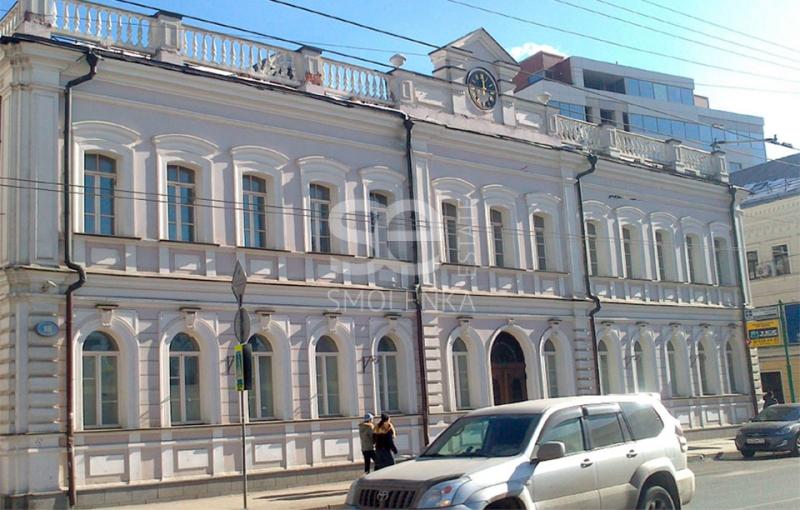 Продажа помещения свободного назначения, Просвирин пер, 4