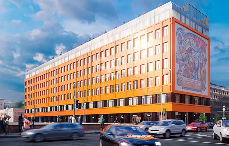 Продажа помещения свободного назначения, Сущевский Вал ул, 49