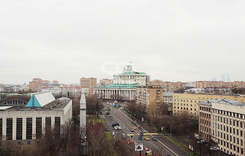 Аренда квартиры, ЖК Баркли Парк, Советской Армии ул, 6
