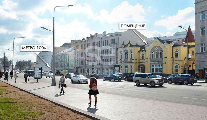 Аренда помещения свободного назначения, Новый Арбат ул, 5