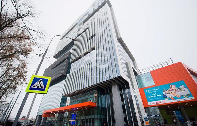 Sale Office, Total area 376.7 m2, 9 Floor, Golovinskoe sh 5, District Golovinskiy