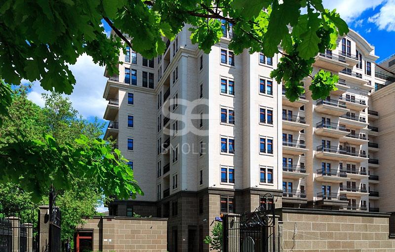 Продажа квартиры, ЖК Андреевский, Фрунзенская 2-я ул, 8
